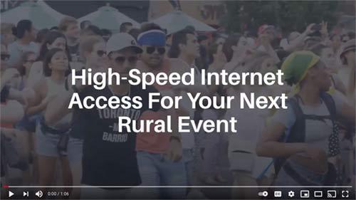 Trailrunner for Rural Events